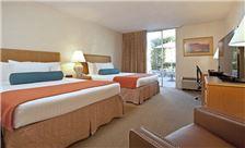 Tucson Rooms - Double Queen Room